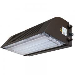 70W Full Cutoff LED Wall Pack with Photocell - 8,000 Lumens - 320W MH Equivalent - 5000K/4000K
