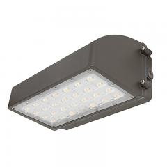 40W Full Cutoff LED Wall Pack - 4400 Lumens - 175W MH Equivalent