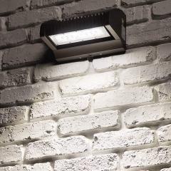 40W Rotatable LED Wall Pack - 4800 Lumens - 175W Metal Halide Equivalent - 4000K