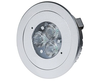 Led recessed light fixture 25 watt equivalent 235 lumens super led recessed light fixture 25 watt equivalent 235 lumens aloadofball Images