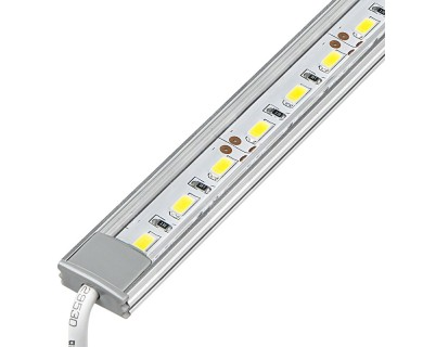 Aluminum led light bar fixture low profile surface mount 1440 aluminum led light bar fixture low profile surface mount aloadofball Image collections