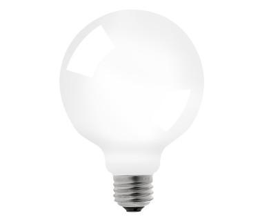 g30 led vanity bulb w high cri 40 watt equivalent dimmable