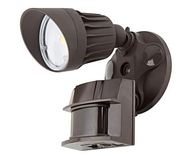 Led motion sensor light single head security light 10w 60w led motion sensor light single head security light 10w 60w equivalent 730 lumens aloadofball Choice Image