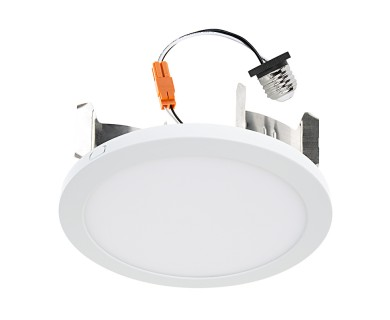 7 slim led downlight for 4 5 or 6 cans retrofit led 7 retrofit led can lights for 4 5 or 6 aloadofball Image collections