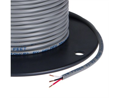 PVC Jacketed 22 Gauge Wire - Three Conductor Power Wire | Power ...