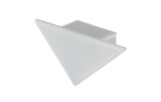 Klus 00084 - PAC-ALU series LED Profile End Cap - 00084