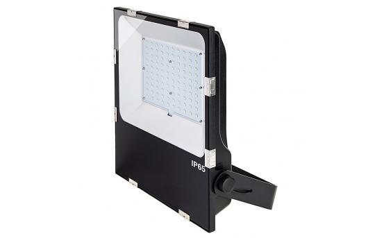 100 Watt LED Flood Light Fixture - 3000K/4000K/6000K - 250 Watt MH Equivalent - 12,000 Lumens - FLC4-x100