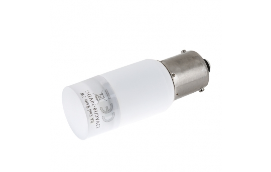 1156 LED Boat and RV Light Bulb - 3 SMD LED Ceramic Tower - BA15S Retrofit - 190 Lumens - 1156-xW2W-CTAC-RVB