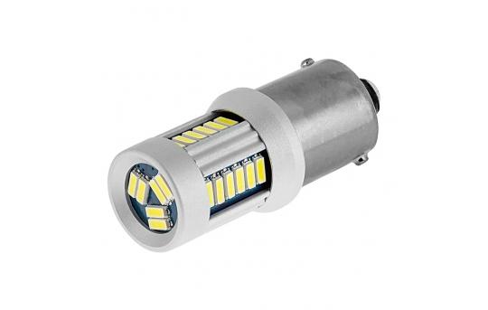 1156 CAN Bus LED RV Light Bulb - 30 SMD LED Tower - BA15S Retrofit - 360 Lumens - 1156-x30-CBT-RVB