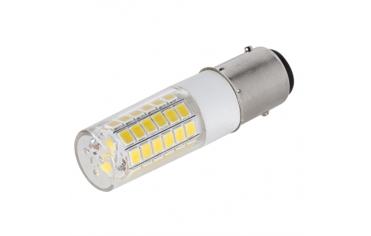 1157 LED Boat and RV Light Bulb - Dual Function 51 SMD LED Tower - BAY15D Retrofit - 345 Lumens - 1157-x51-PT-RVB