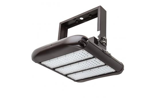 LED Area Light - 160W (400W Metal-Halide Equivalent) - 5000K/3000K - 20,000 Lumens - HPAL-x150-BP9