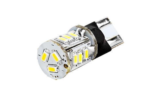 921 LED Landscape Light Bulb - 15 SMD LED Tower - Miniature Wedge Retrofit - 100 Lumens - 921-xHP15-TAC-LAN