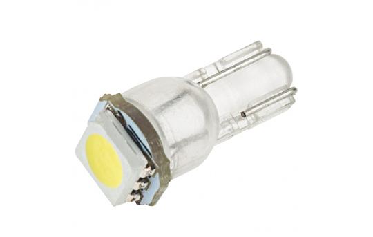 24 LED Boat and RV Light Bulb - 1 SMD LED - Miniature Wedge Retrofit - 19 Lumens - 24-xHP-RVB