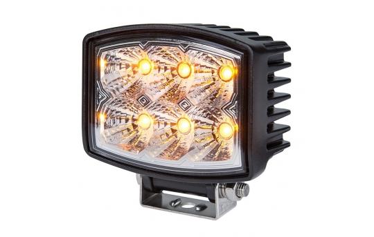Amber Off-Road LED Work Light/LED Driving Light - 4.5