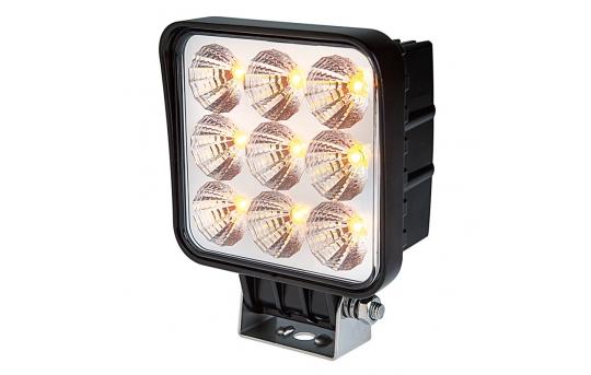 Amber Off-Road LED Work Light/LED Driving Light - 5