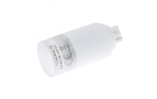 921 LED Landscape Light Bulb - 3 SMD LED Ceramic Tower - Miniature Wedge Retrofit - 190 Lumens - 921-xW2W-CTAC-LAN