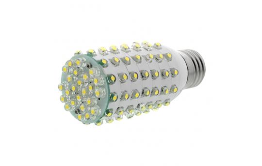 T10 LED Bulb, 108 LED Corn Light - 6 Watt - 40 Watt Equivalent - 400 Lumens - E27-x6W-T