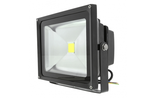 "LED Work Light - 8.75"" Rectangle - 20W - 5000K - 1,070 Lumens - FL-CW120-20W-DI"