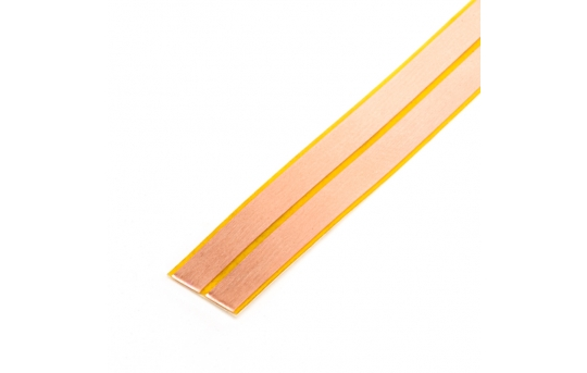 Flat Power Wire - 2 Conductor - 8mm  - NFLS8-FPW