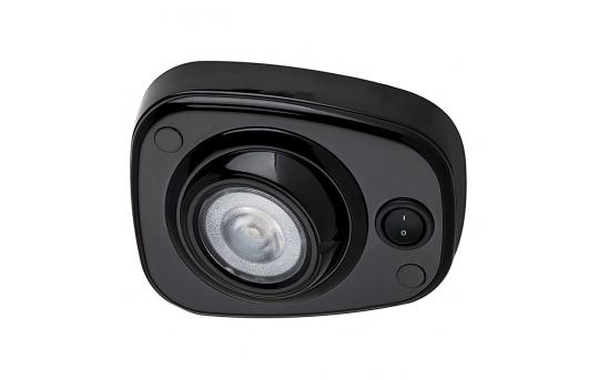 Aimable LED Map/Dome Light w/ Switch - Truck, RV, Marine, Cabin LED Reading Light - 10 Watt Equivalent - 60 Lumens - MLAS-x1-B