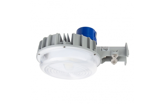 55W LED Dusk-to-Dawn Area Light - 6,600 Lumens - Photocell Included  - 175W Metal Halide Equivalent - 5000K/4000K - DDSL-xK55