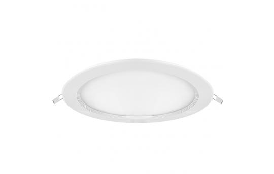 "6"" LED Recessed Light - LED Downlight w/ Baffle Trim - 75 Watt Equivalent - Dimmable - 1,000 Lumens - DLS6D-x15W"