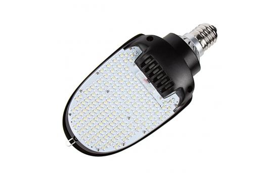 75W LED Retrofit Bulb for HID Lamps - 8700 Lumens - 250W Equivalent Metal Halide - E39 Mogul Base - Ballast Bypass - 5000K/4000K - DRB-x75F-E39