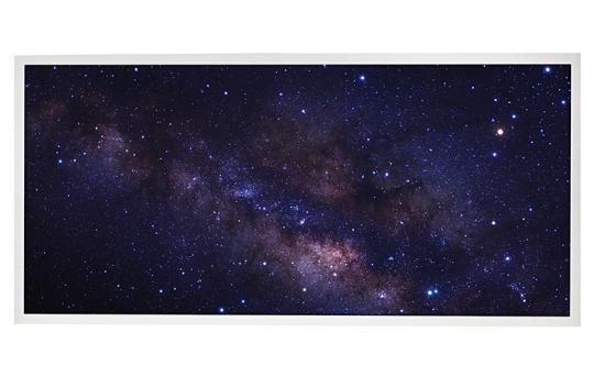 LED Skylight w/ Starry Night Skylens® - 2x4 - Dimmable - Drop Ceiling - EGD3-S3-x24-50