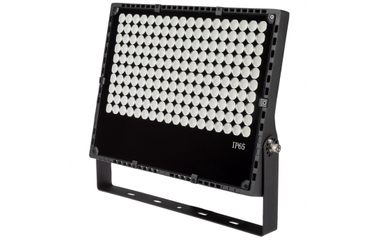 150 Watt LED Flood Light Fixture - 5000K - 400 Watt MH Equivalent - 18,000 Lumens - FLCU-x150-60