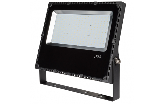 200 Watt LED Flood Light Fixture - 5000K/4000K - 600 Watt HID Equivalent - 24,000 Lumens - FLCU-x200-110