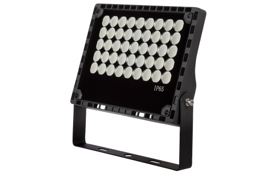 50 Watt LED Flood Light Fixture - 5000K/4000K - 100 Watt MH Equivalent - 6,000 Lumens - FLCU-x50-60