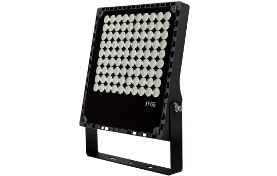 80 Watt LED Flood Light Fixture - 5000K/4000K - 175 Watt MH Equivalent - 9,600 Lumens - FLCU-x80-60