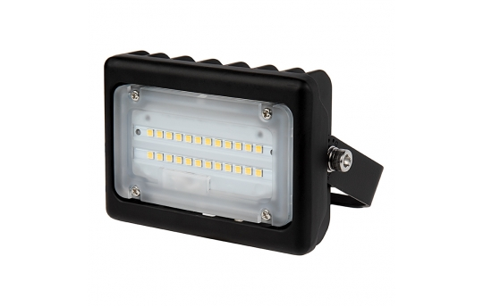 15W LED Flood Light - 1,600 Lumens - 75W Metal Halide Equivalent - 5000K/4000K - FLSC-xK15-C