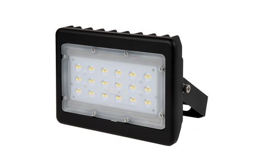 30W LED Flood Light - 3,400 Lumens - 150W Metal Halide Equivalent - 5000K/4000K - FLSC-xK30-C