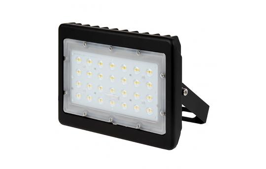 50W LED Flood Light - 5,800 Lumens - 175W Metal Halide Equivalent - 5000K/4000K - FLSC-xK50-C