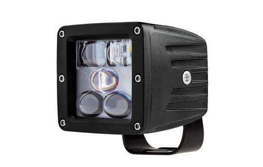 "LED Fog Light - 3"" Square - 13W - 1,700 Lumens - FOG-CW25W"