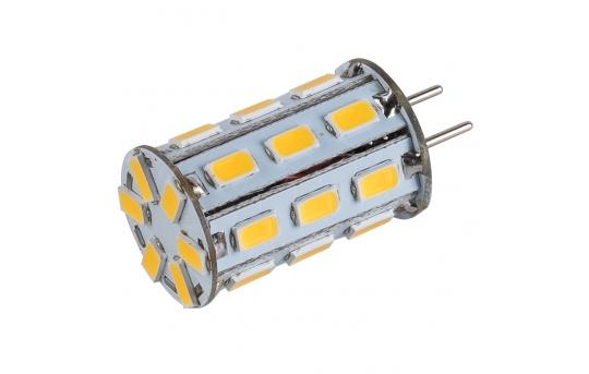 GY6.35 LED Landscape Light Bulb - 40 Watt Equivalent - Bi-Pin LED Bulb - 450 Lumens - GY6.35-WW27-DAC-LAN