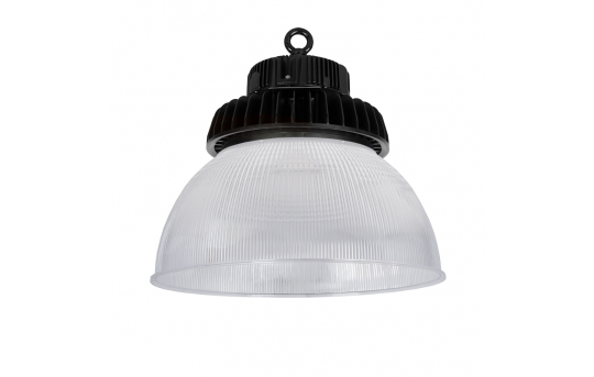 150W UFO LED High Bay Light w/ Reflector - 19,500 Lumens - 400W Metal Halide Equivalent - 5000K - HBUD-50K150W-x
