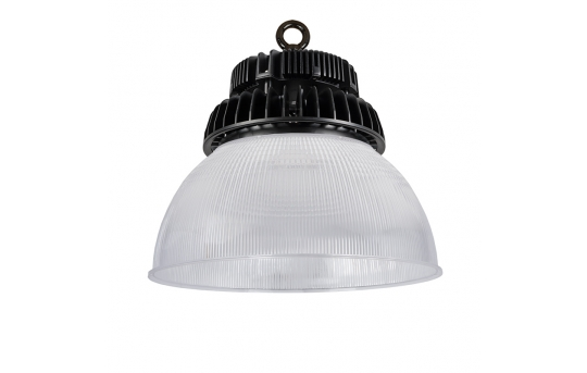 200W UFO LED High Bay Light w/ Reflector - 26,000 Lumens - 750W MH Equivalent - 5000K - HBUD-50K200W-x
