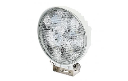 "LED Boat Light - 4.5"" Round Spreader Light - 13W - 1,350 Lumens - WL-18W-RxW"