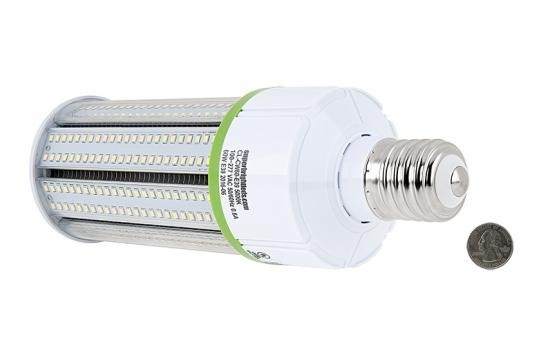 60W LED Corn Bulb - 7,600 Lumens - 175W Equivalent Metal Halide - E39 Mogul Base - 5000K - CL-x60-E39