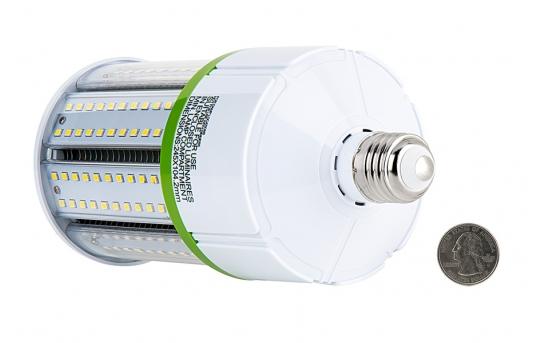 30W LED Corn Bulb - 3,900 Lumens - 100W Equivalent Metal Halide - E26/E27 Medium Base - 4000K - CL-x30