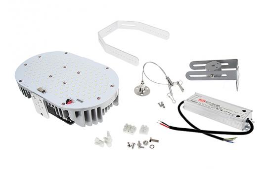 150W LED Retrofit Kit for 400W Metal Halide Fixtures - 18,800 Lumens - 5000K - LRK-x150W