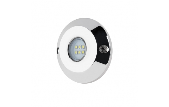 LED Underwater Pool Lights and Fountain/Pond Lights - Single Array - 60W - 2,900 Lumens - UBL-x60-LAN