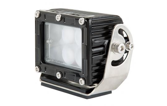 Heavy-Duty LED Work Light w/ Extreme Vibration Resistant Mount - 4