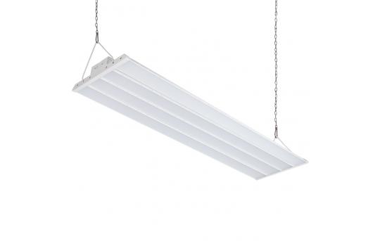 200W LED Linear High Bay Light - 27,600 Lumens - 4' - 400W Metal Halide Equivalent - 5000K - LHBD-50KF4-200