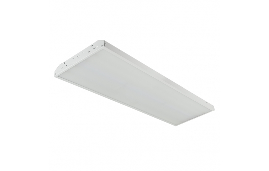 225W LED Linear High Bay Light - 29300 Lumens - 4' - 400W Metal Halide Equivalent - 5000K/4000K - LHBDP-xK41-225