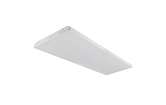 320W LED Linear High Bay Light - 41,600 Lumens - 4' - 1,000W Metal Halide Equivalent - 5000K/4000K - LHBDP-xK42-320
