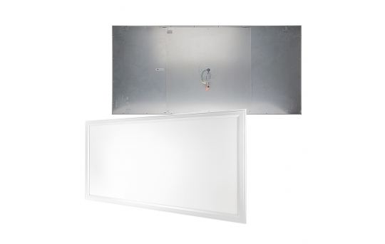 Flush Mount LED Panel Light - 2x4 - 4,500 Lumens - 40W Dimmable Even-Glow® Light Fixture - LPD-x24-40