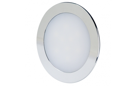 Mini Recessed LED Light Fixture with Removable Trim - 5 Watt Equivalent - 50 Lumens - MRL-xW9SMD